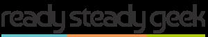 Ready Steady Geek logo